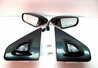 Street Scene - Ford F150 Street Scene Cal Vu Electric Mirrors - Pair - 950-11724