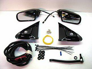 Street Scene - Ford F150 Street Scene Cal Vu Manual to Electric Mirrors Kit - 950-14720