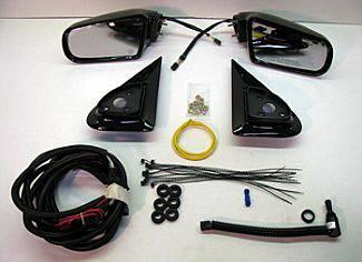 Street Scene - GMC Yukon Street Scene Cal Vu Manual Mirror to Electric Mirror Kit - 950-14920