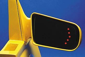 Street Scene - Dodge Durango Street Scene Cal Vu Electric Mirrors with Heat & Rear Signals Kit - 950-17625