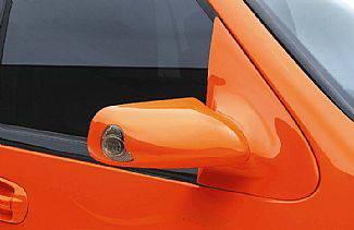 Street Scene - Dodge Durango Street Scene Cal Vu Electric Mirrors with Heat & Front & Rear Signals Kit - 950-27630