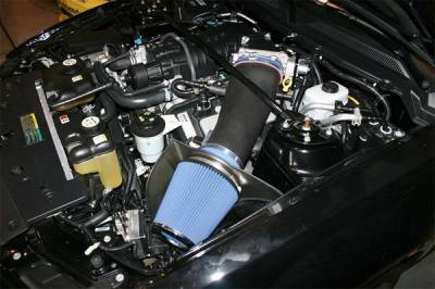 Steeda - Ford Mustang Steeda Complete Cold Air Intake Kit - 16164