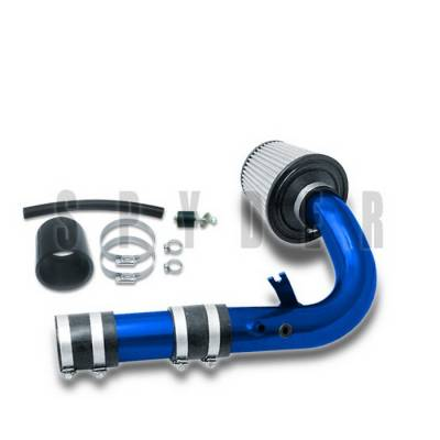 Spyder Auto - Dodge Neon Spyder Cold Air Intake with Filter - Blue - CP-422B