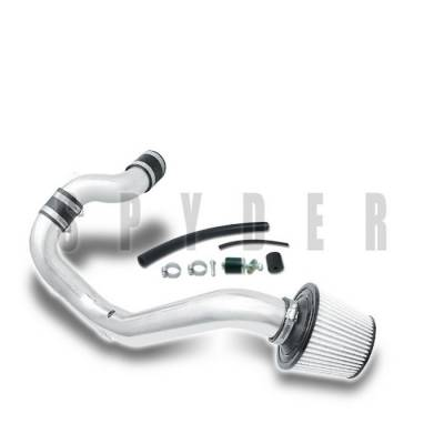 Spyder - Chevrolet Cavalier Spyder Cold Air Intake with Filter - Polish - CP-447P