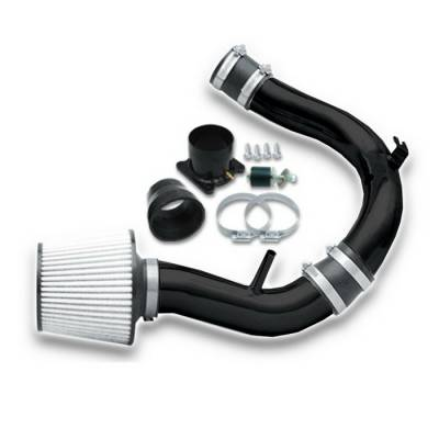 Spyder Auto - Nissan Sentra Spyder Cold Air Intake with Filter - Black - CP-449BLK