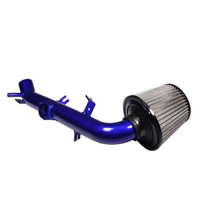 Spyder - Toyota Yaris Spyder Cold Air Intake with Filter - Blue - CP-573B