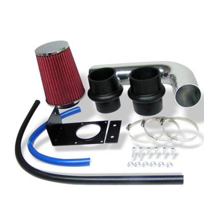 Spyder Auto - Ford F150 Spyder Air Intake with Filter - IN-TK-F04