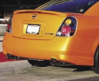 Street Scene - Nissan Altima Street Scene Rear Valance Corner Pieces - 950-70352