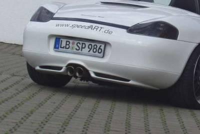 SpeedArt - Rear Diffusor