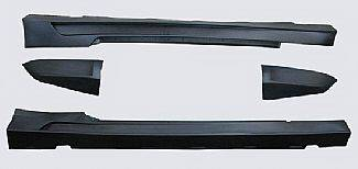 Street Scene - Chevrolet Camaro Street Scene Urethane Side Skirt Kit - 4PC - 950-70232