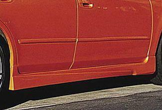 Street Scene - Nissan Altima Street Scene Generation 1 Side Skirts - 950-70351