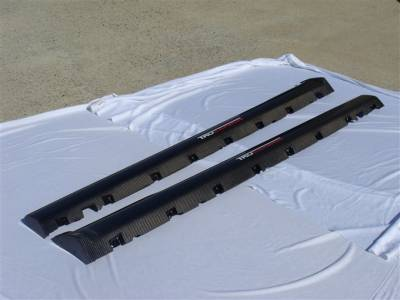 TruFiber - Ford Mustang TruFiber Carbon Fiber XR4 Side Skirts TC10025-XR4