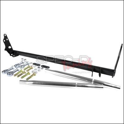 Spec-D - Honda Civic Spec-D Traction Bar - SBT-CV88-DK