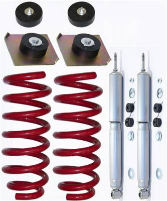 Strutmasters - Lexus GX Strutmasters Rear Coil Spring with Shocks Conversion Kit - GX470-R1