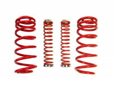 Strutmasters - Lincoln Town Car Strutmasters Rear Coil Spring Conversion Kit - LTC LIMOUSINE