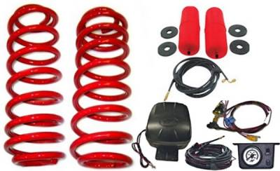 Strutmasters - Lincoln Town Car Strutmasters Power Chair Load Leveling Conversion Kit - LTC-R1-PCLLK
