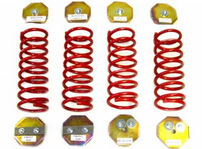 Strutmasters - Land Rover Range Rover Strutmasters Coil Spring 4 Wheel Conversion Kit - RR-1-4