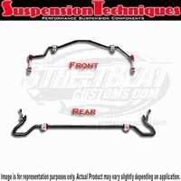 Suspension Techniques - Suspension Techniques Rear Anti-Sway Bar Kit - 51180
