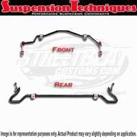 Suspension Techniques - Suspension Techniques Rear Anti-Sway Bar Kit - 55310