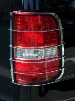 TFP - TFP Stainless Steel Taillight Insert Guard - 991