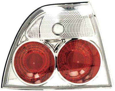 TYC - TYC Clear Euro Taillights - 81540791