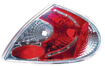 TYC - TYC Clear Euro Taillights - 81548901