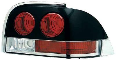 TYC - TYC Euro Taillights with Paintable Housing - 81554102