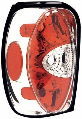 TYC - TYC Clear Euro Taillights - 81554901