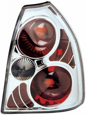 TYC - TYC Chrome Euro Taillights - 81569701