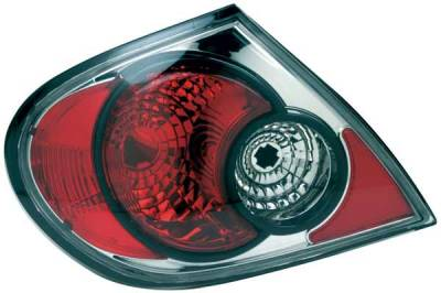 TYC - TYC Chrome Euro Taillights - 81586701