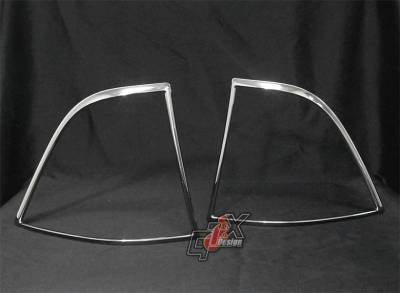 Trim - ML Tail Light Trim - Chrome