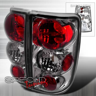 Spec-D - Chevrolet Blazer Spec-D Altezza Taillights - Smoke - LT-BLZ95G-TM