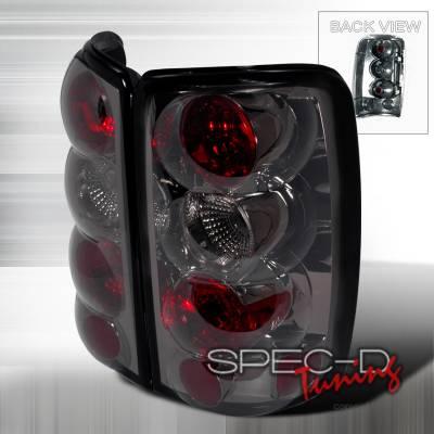Spec-D - Chevrolet Tahoe Spec-D Altezza Taillights - Smoke - LT-DEN00G-TM