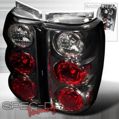Spec-D - Ford Explorer Spec-D Altezza Taillights - Smoke - LT-EPOR95G-TM