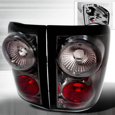 Spec-D - Ford F150 Spec-D Altezza Taillights - Smoke - LT-F150F04G-TM