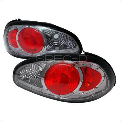 Spec-D - Pontiac Grand Prix Spec-D Altezza Taillights - Smoke - LT-GPX97G-DP