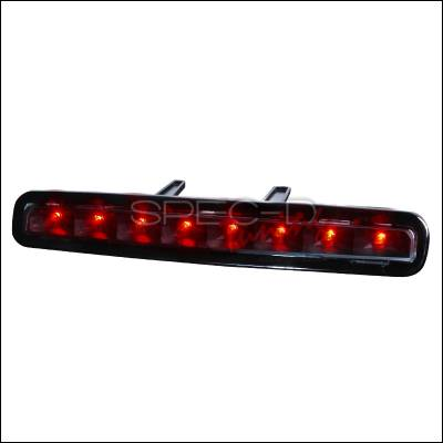Spec-D - Ford Mustang Spec-D LED Third Brake Lights - Black - LT-MST05RBJMLED-APC