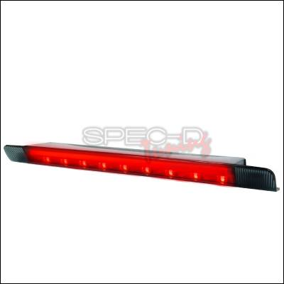 Spec-D - Toyota Prius Spec-D LED Third Brake Lights - Smoke - LT-PUS10RBGLED-APC