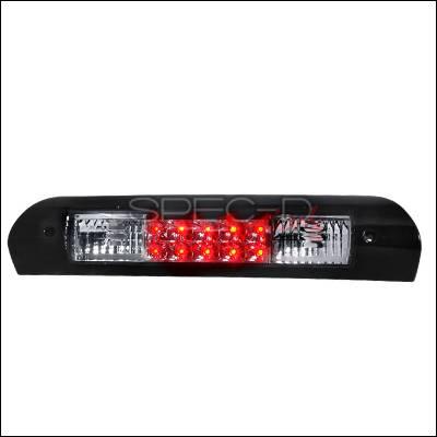 Spec-D - Dodge Ram Spec-D LED Third Brake Lights - Chrome - LT-RAM02RBCLED-APC