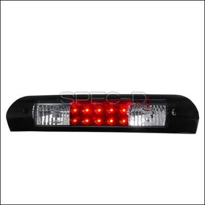 Spec-D - Dodge Ram Spec-D LED Third Brake Lights - Black - LT-RAM02RBJMLED-APC