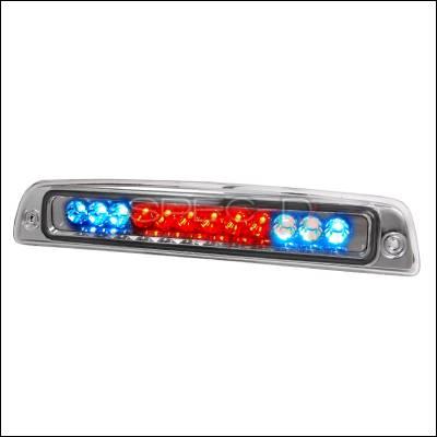 Spec-D - Dodge Ram Spec-D LED Third Brake Lights - Chrome - LT-RAM94RBCLED-CY