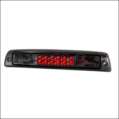 Spec-D - Dodge Ram Spec-D LED Third Brake Lights - Smoke - LT-RAM94RBGLED-APC