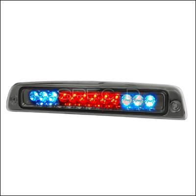 Spec-D - Dodge Ram Spec-D LED Third Brake Lights - Smoke - LT-RAM94RBGLED-CY