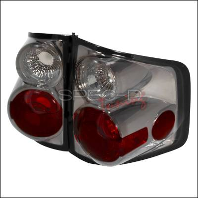 Spec-D - Chevrolet S10 Spec-D Altezza Taillights - Smoke - LT-S1094G-TM