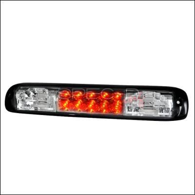 Spec-D - Chevrolet Silverado Spec-D LED Third Brake Lights - Chrome - LT-SIV99RBCLED-APC