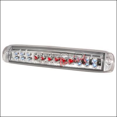 Spec-D - Chevrolet Silverado Spec-D LED Third Brake Lights - Chrome - LT-SIV99RBCLED-CY
