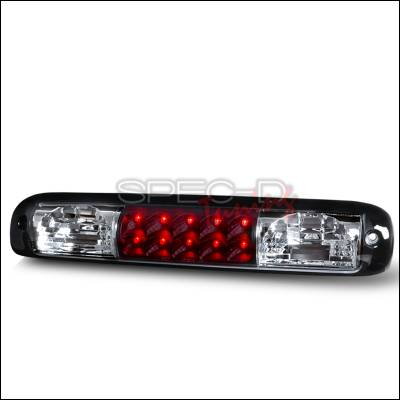 Spec-D - Chevrolet Silverado Spec-D LED Third Brake Lights - Black - LT-SIV99RBJMLED-APC