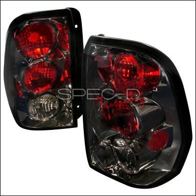 Spec-D - Chevrolet Trail Blazer Spec-D Altezza Taillights - Smoke - LT-TBLZ02G-TM