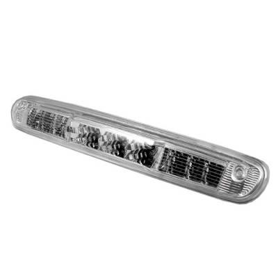Spyder - Chevrolet Silverado Spyder LED 3RD Brake Light - Chrome - BKL-CS07-LED-C