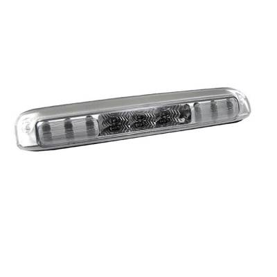 Spyder - Chevrolet Silverado Spyder LED 3RD Brake Light - Chrome - BKL-CS99-LED-C